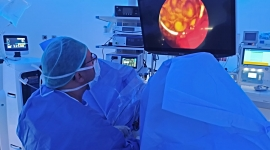 L'Hospital de Figueres incorpora el làser Thulium superpolsat que pot tractar la hiperplàsia benigna de pròstata i les pedres a la via urinària