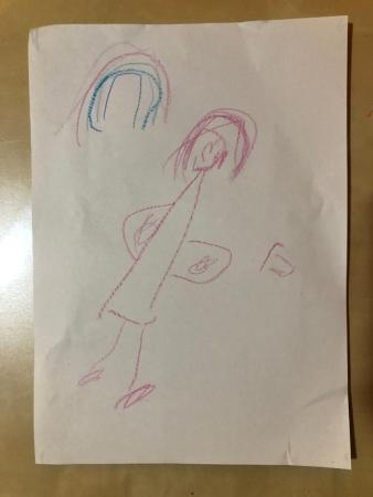 Arlet, 4 anys, Vilafant