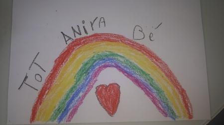 Lluc, 9 anys, Avinyonet