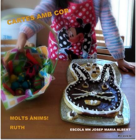 Ruth, Cistella