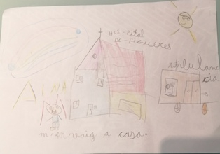Aina, 6 anys, Figueres