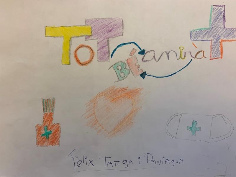 Fèlix Targa, 8 anys, Roses (2)