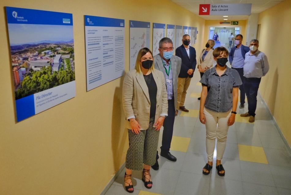 Presentació del Pla Director de l'Hospital de Figueres