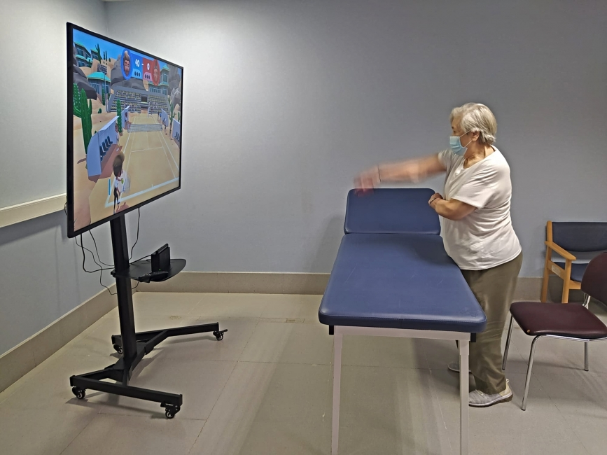 Espai de realitat virtual